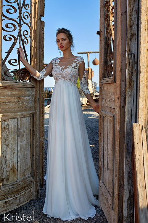 a10855a942c68b3 Свадебное платье Kristel http://www.vesta-bride.ru/svadebnye-platya/kristel