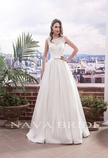 Мечта Невесты. Фотография свадебного платья.